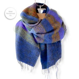 Accessories - Large Soft Blanket Scarf - Wrap - Shawl